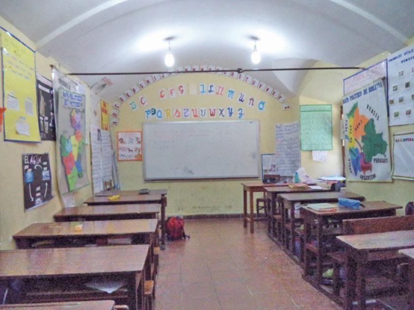 Direcciones distritales harán reordenamieto en unidades educativas