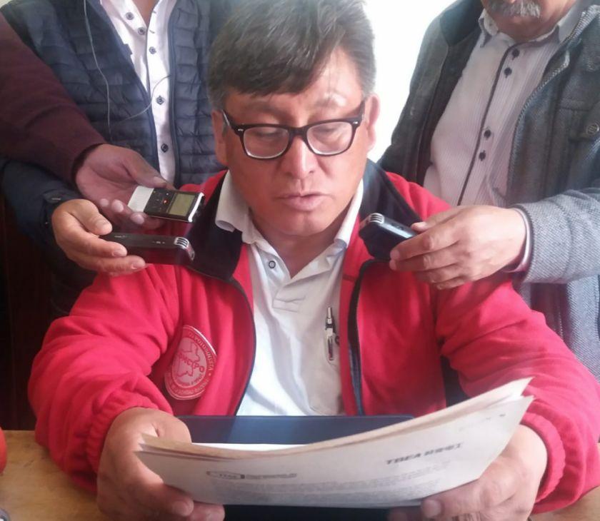 Comcipo declara estado de emergencia, pide atención del Gobierno