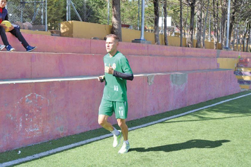Gómez y Domínguez jugarán condicionado hoy