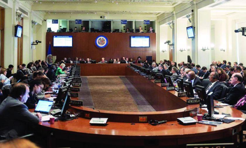 """Informe fraude: Bolivia en la OEA acusa a México de """"intromisión"""""""