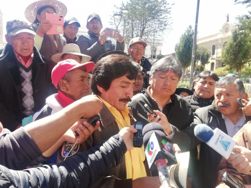 Betanceños denuncian avasallamiento y enfrentamiento