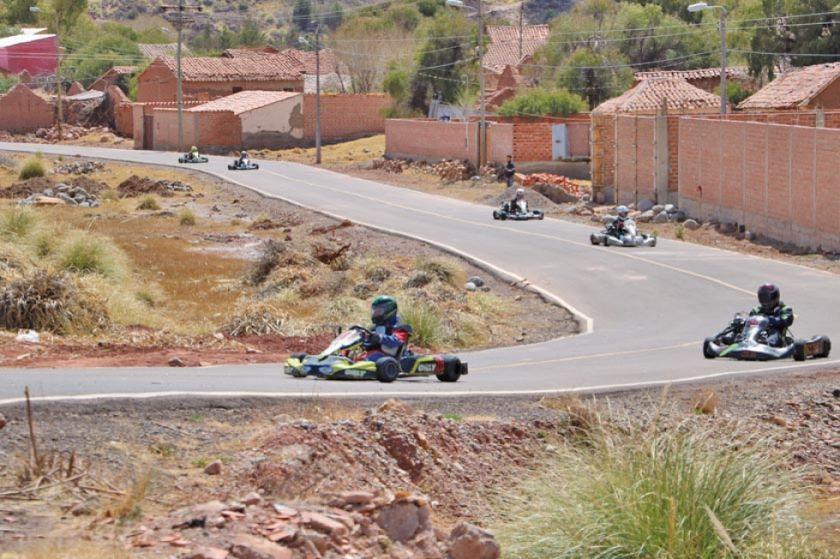 Potosí abrirá en el mes de abril el calendario nacional de karting