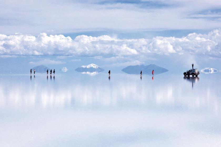 Reportan que ingreso de los turistas cayó en Uyuni