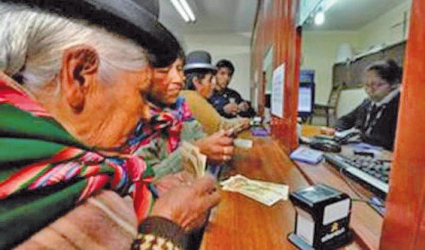 Gestora Pública compromete regularización del pago de la Renta Dignidad