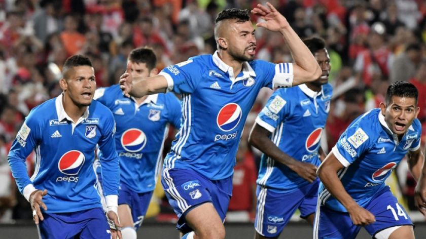 Medellín desafía a Boca en la Copa
