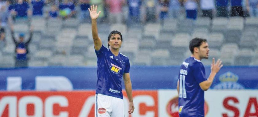 Marcelo Martins se afianza en el Cruzeiro