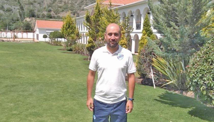 Nacional presentará hoy al chileno Sebastián Núñez