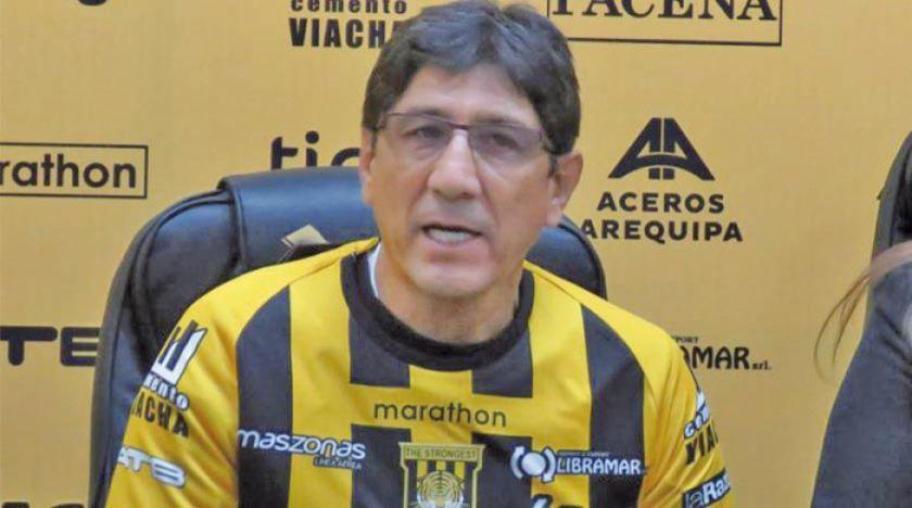 Potosino Alberto Illanes asume la dirección técnica del Tigre