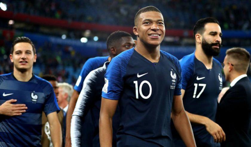 Francia jugará sus partidos amistosos a puerta cerrada