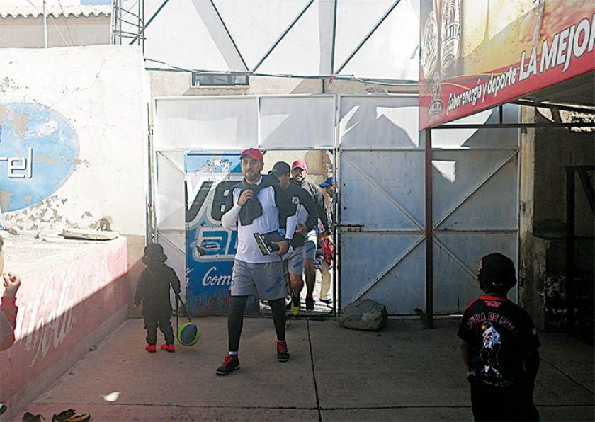Sebastián Núñez empezará a bosquejar su equipo para el clásico