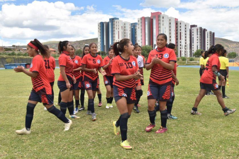 Potosí golea y va por el título de la Copa Integración