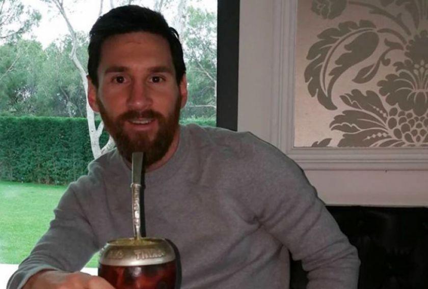 Messi respalda la campaña de conciencia pública sobre coronavirus
