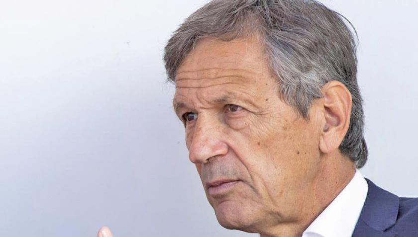 El presidente de Federación Suiza padece Covid-19
