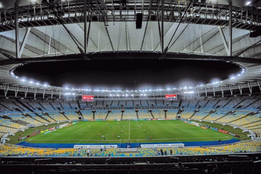 La CBF suspende torneos nacionales de fútbol en Brasil