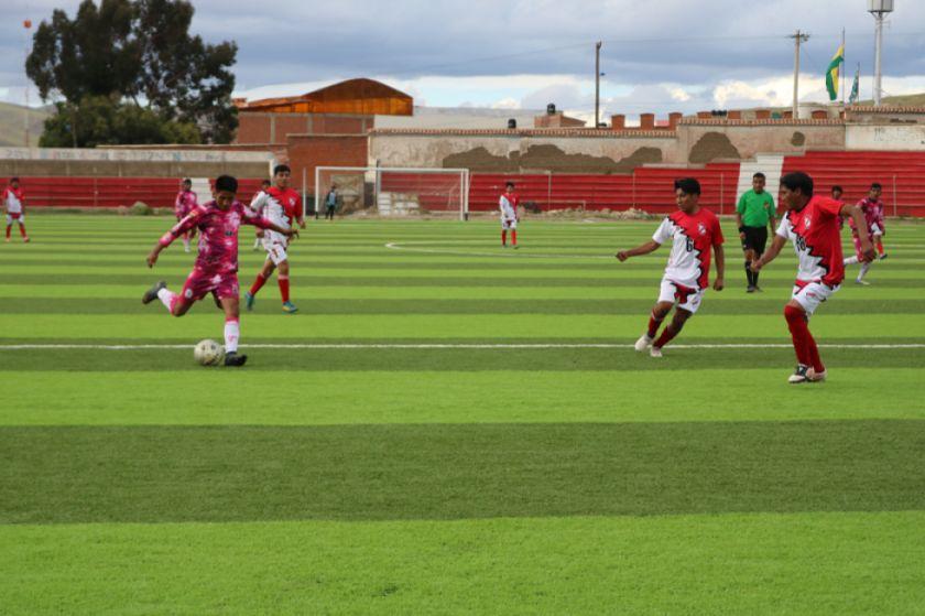 La Asociación de Fútbol de Potosí suspende su torneo