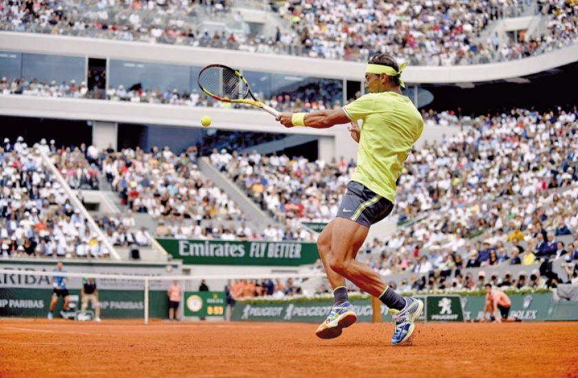 Postergan torneo de Roland Garros