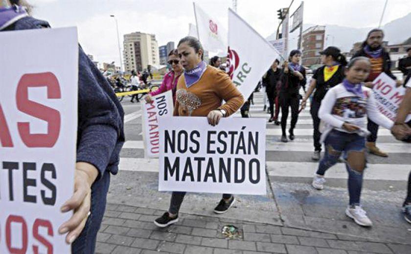 El partido FARC denunciamuerte de desmovilizados