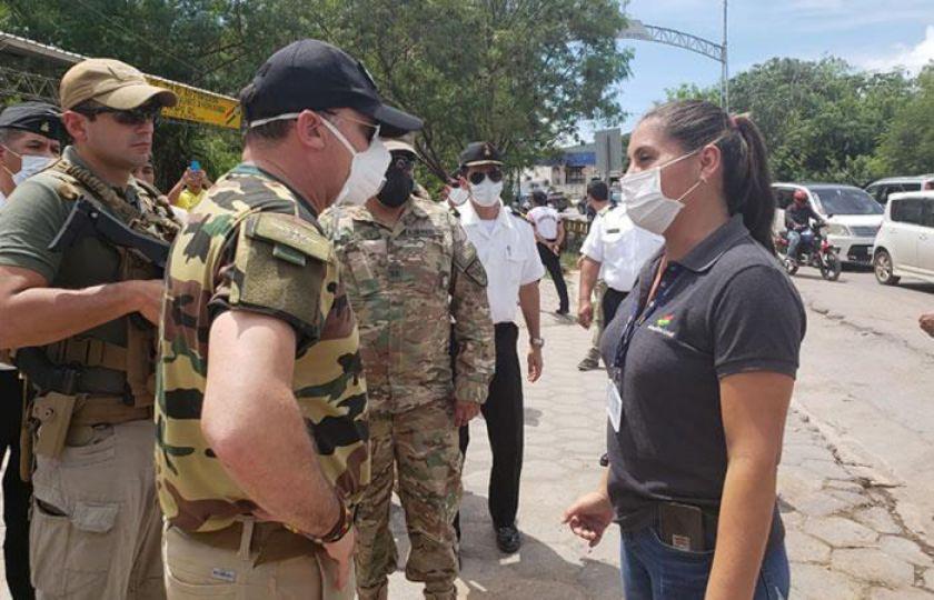 Bolivia cierra fronteras desde hoy con el fin de frenar al coronavirus