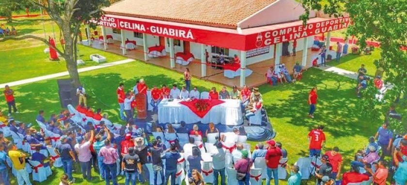 Guabirá pone su complejo a disposición del Gobierno