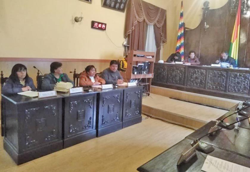 Concejo aprueba ley que destina recursos a salud