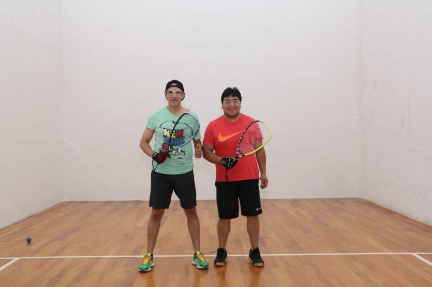 Potosinos representarán a Bolivia en el Panamericano de raquetbol