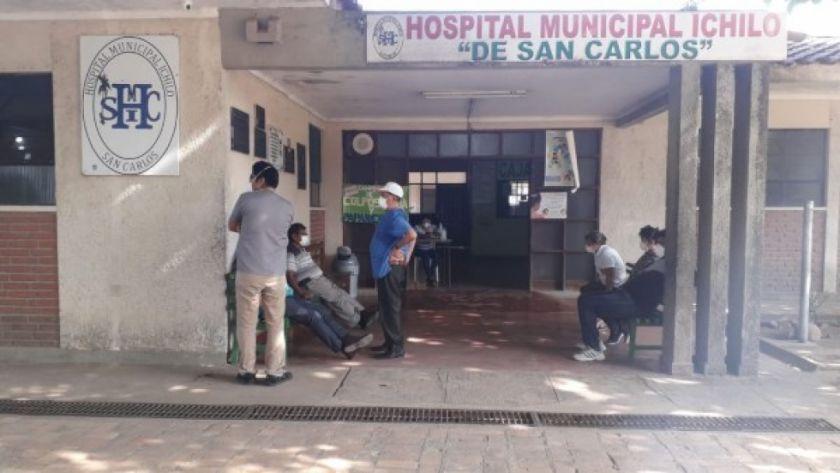 Santa Cruz: contactos aislados de la paciente cero serán dados de alta