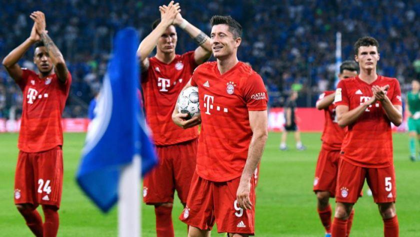 Los clubes grandes de la Bundesliga donan dinero a los más pequeños