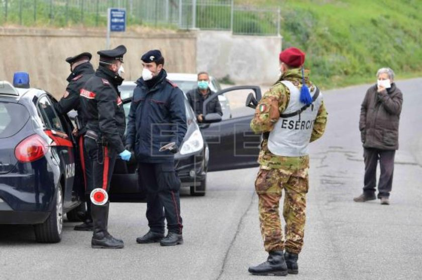 Lombardía aún no nota el efecto de las restricciones y avisa a España