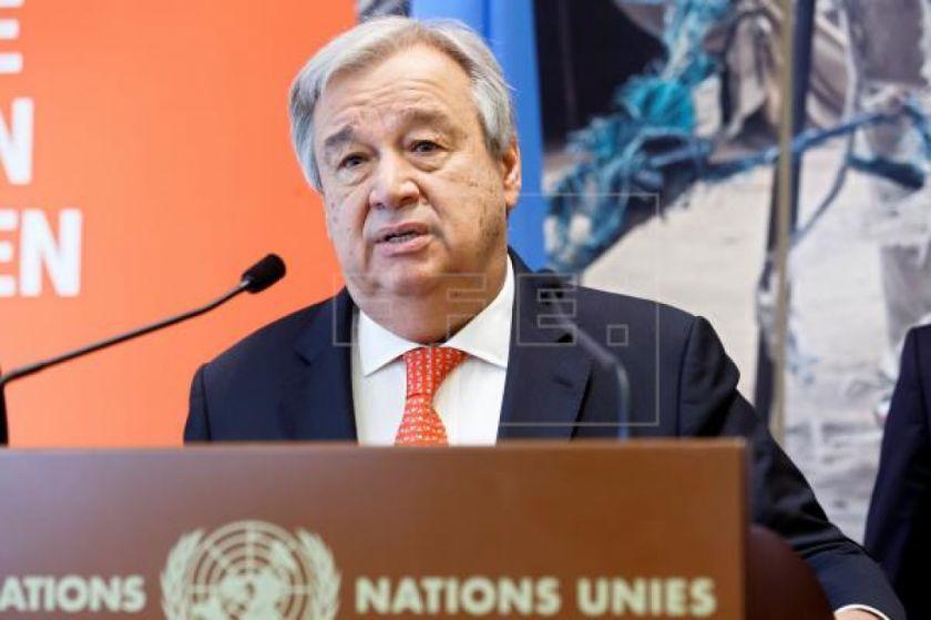 La ONU pide 2.000 millones de dólares contra el coronavirus en los países vulnerables