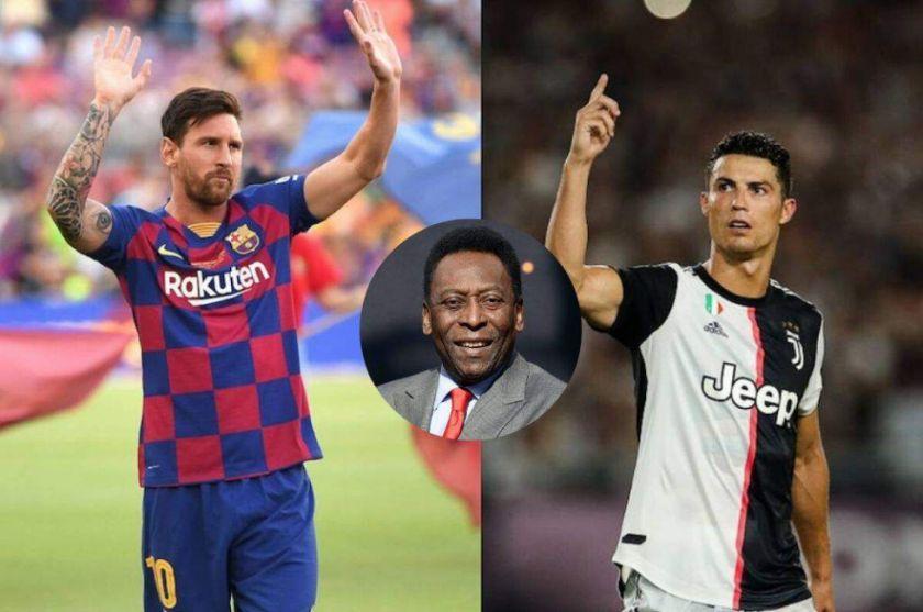 Para Pelé, Messi no es goleador y Cristiano es el mejor ahora