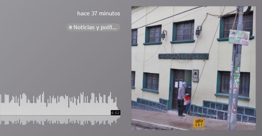 EXCLUSIVA: Supuesto paciente cero asegura que no se contagió en Chile