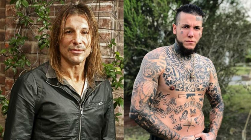 El hijo de Claudio Caniggia fue detenido dos veces en menos de 24 horas