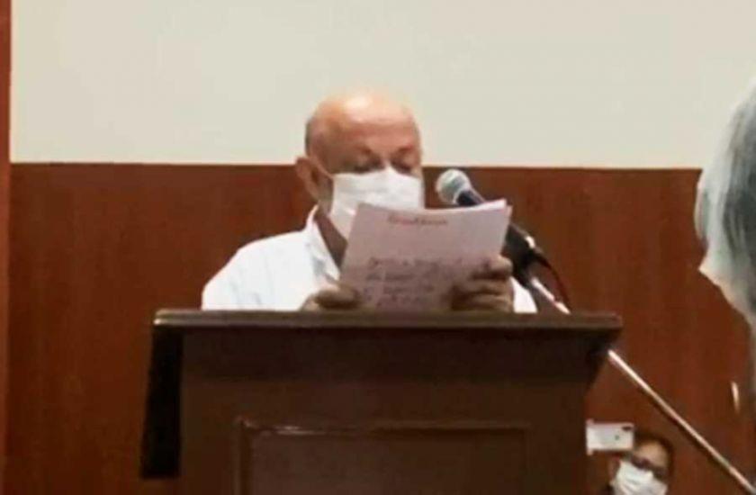 Renuncia el director del Hospital Japonés en medio de la escalada del COVID-19