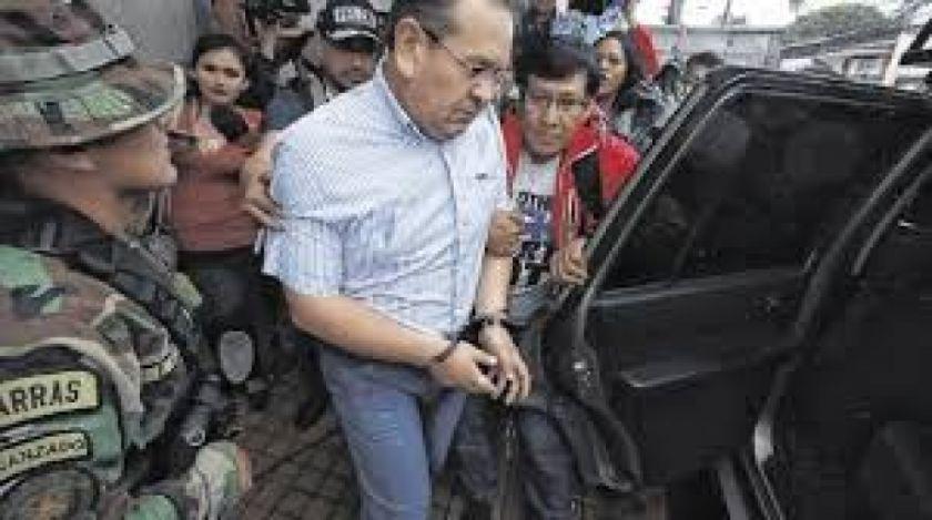 Gobierno denuncia a juzgado del caso Medina y lo relaciona con un consorcio de abogados