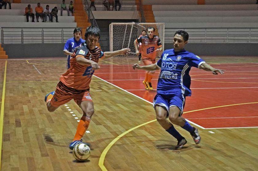 La Liga Nacional de Futsal continua sin fijar fecha de inicio