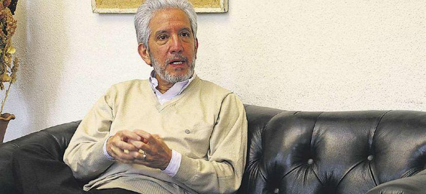 """""""Cergio"""" Prudencio renuncia a  la Fundación Cultural del BCB"""