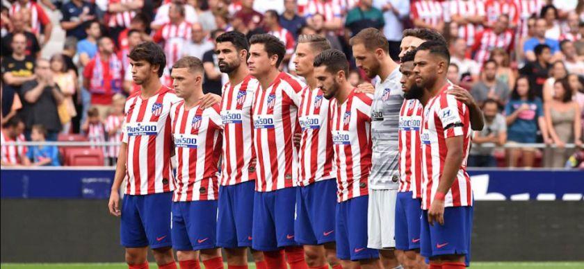 Los futbolistas del Atlético de Madrid se rebajan el sueldo un 70%