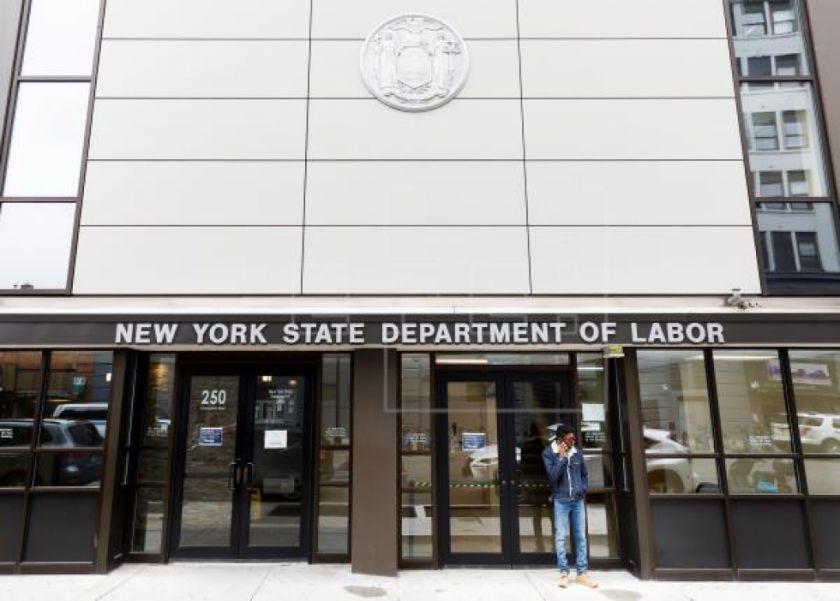 El salto en el desempleo en EE.UU. en marzo avisa de la crisis inminente