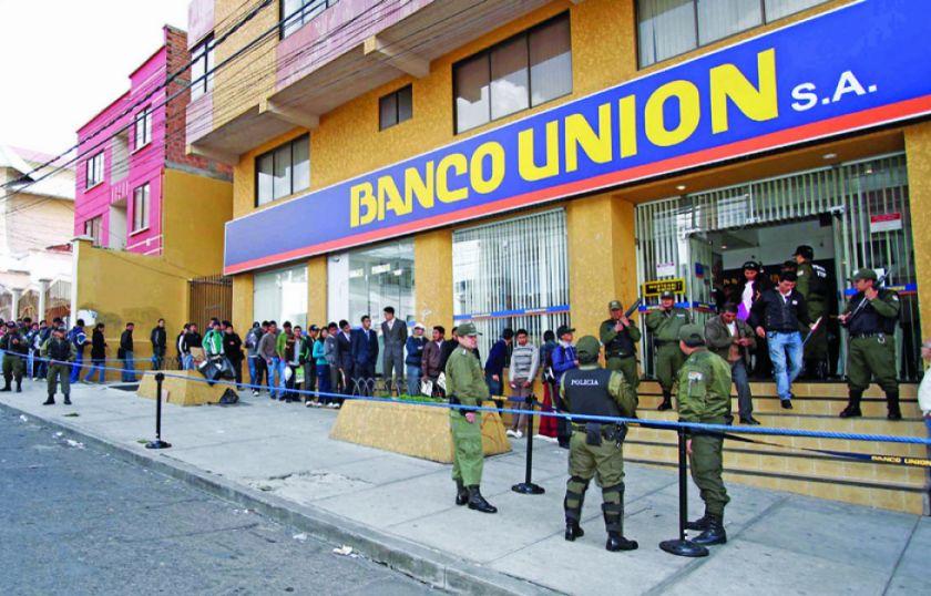 Surge iniciativa para acabar monopolio del Banco Unión