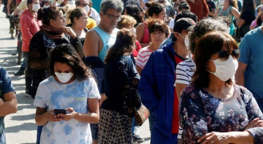 En Chile y Ecuador suben las cifras de contagios y decesos