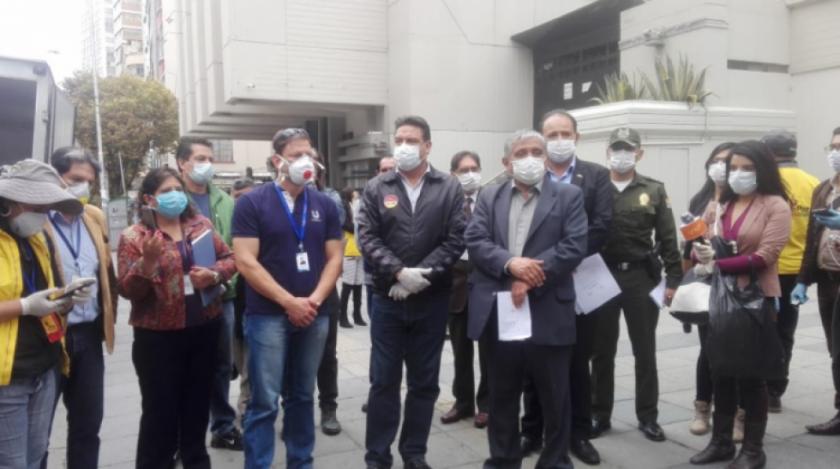 Unilever dona productos de desinfección a hospitales asignados para tratar coronavirus