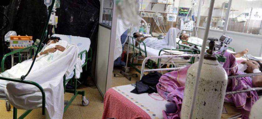 """El Día Mundial de la Salud y el COVID-19 atrapan a Bolivia con un sistema sanitario """"para llorar"""""""