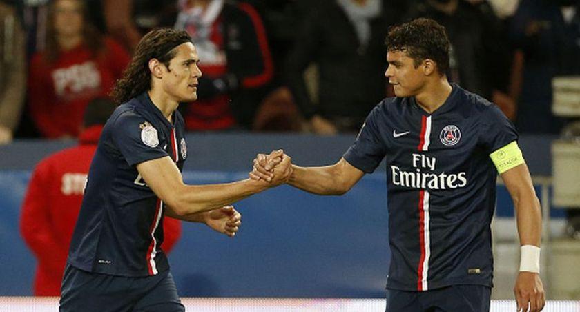 Cavani y Thiago Silva podrían ya no volver al París Saint-Germain