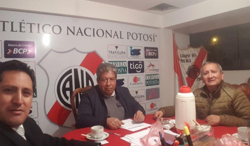 Nacional mantiene firme su postura de negociar directamente con los jugadores