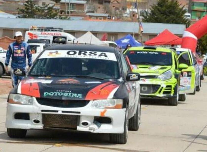 Febad analiza cambiar el campeonato nacional de rally a mixto
