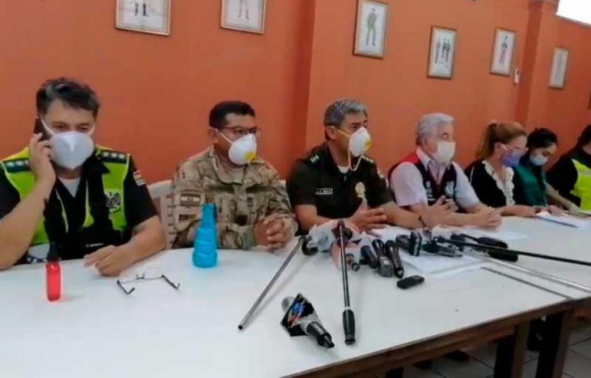 Militarización: helicópteros, drones y fuerzas especiales vigilarán Santa Cruz