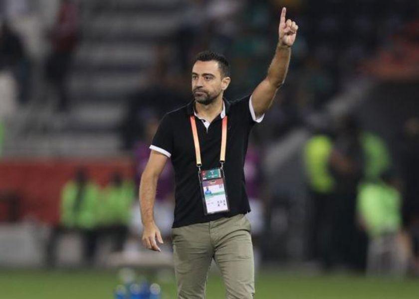 Xavi ahora se siente capacitado para dirigir Barcelona