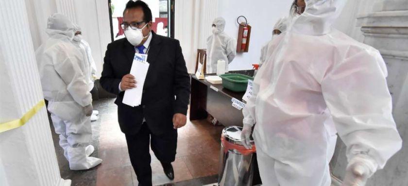Diputados deciden donar sus equipos de bioseguridad a hospitales ante críticas en redes sociales