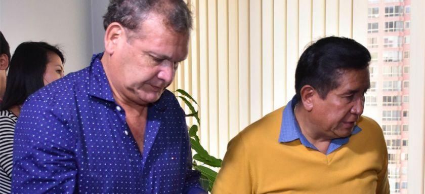 """David Paniagua: """"Es inaplicable lo que pretende la dirigencia"""""""