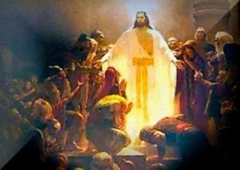 Es el jueves de la Octava de Pascua